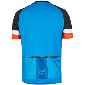 Protective Turin SS Half Zip Jersey Men performance blue
